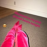 2017 Legging Boot Trend
