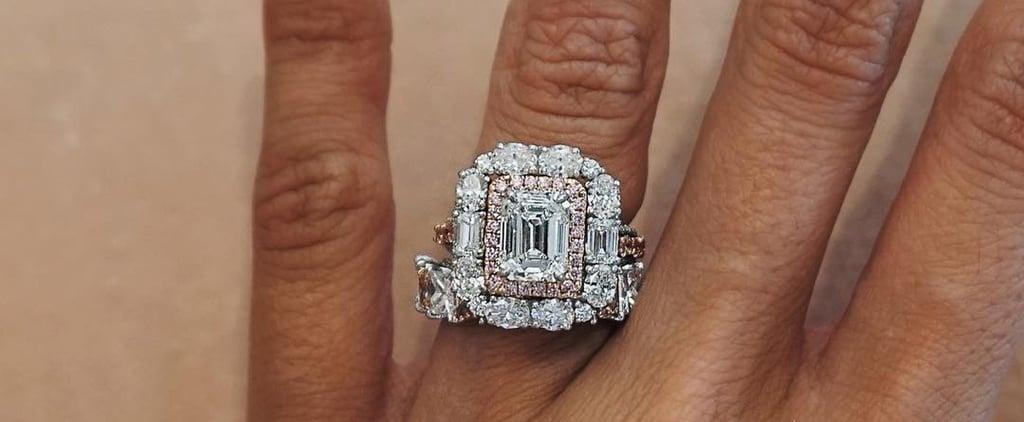 Big Engagement Ring Inspiration