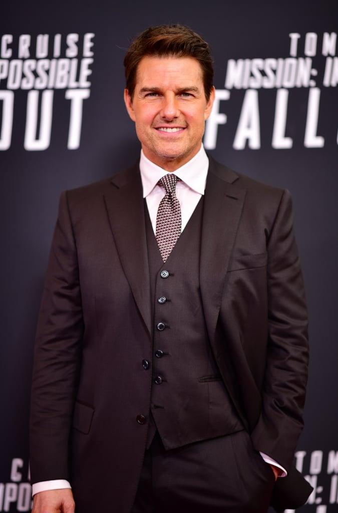 Tom Cruise as Maverick