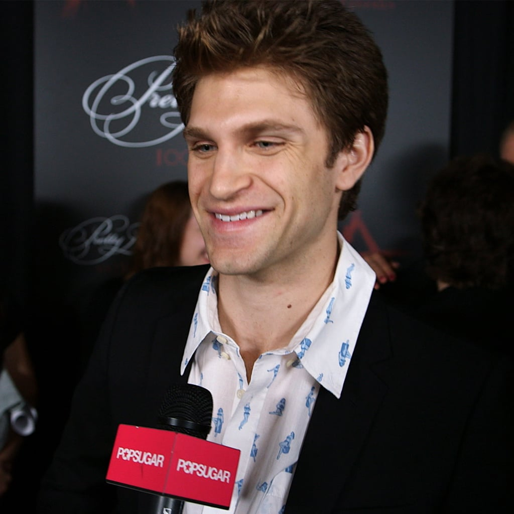 "Keegan Allen on Toby's Physical Transformation and His ""Far-Fetched"" Theories"