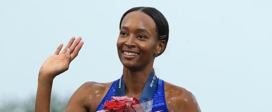 Dalilah Muhammad 400m Hurdles World Record Video