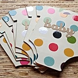 Die-Cut Polka Dot Invites