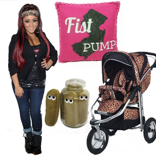 Snooki's New Mom Must Haves