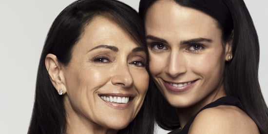 Jordana Brewster And Her Mom, Maria João, Talk 'Aging With Grace'