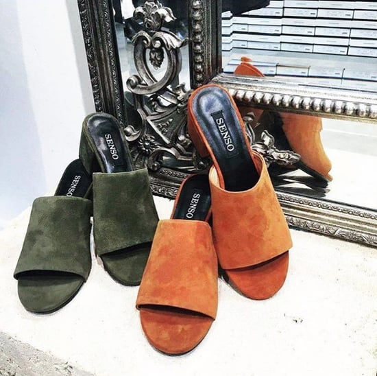 Shoe Trends Spring 2017 Senso