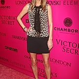 Nicky Hilton attended the Victoria's Secret Fashion Show afterparty.