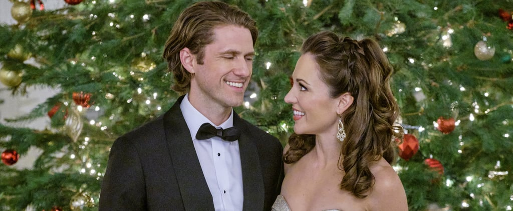 Aaron Tveit Interview About Hallmark's One Royal Holiday