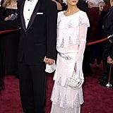 Vanessa Paradis at the 2004 Academy Awards