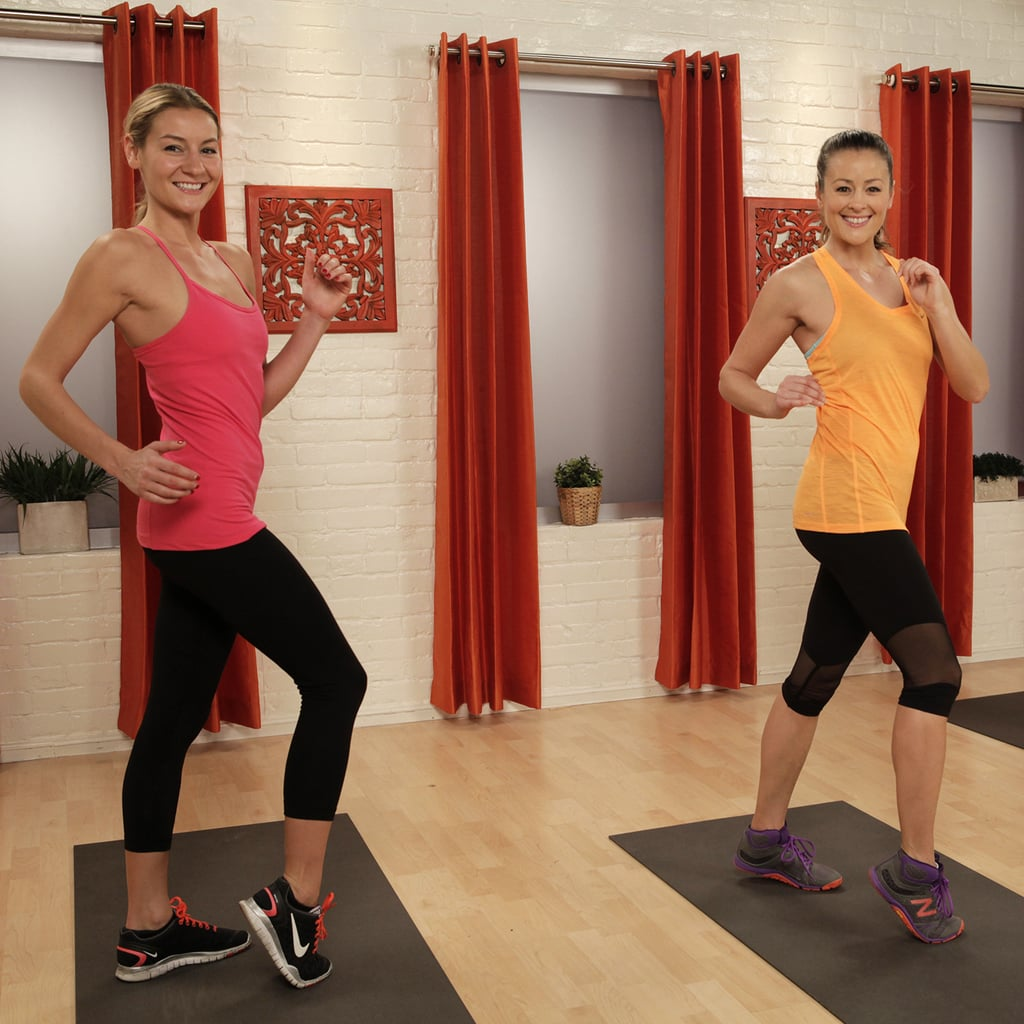 No Running Required: At-Home Cardio Sweat Session