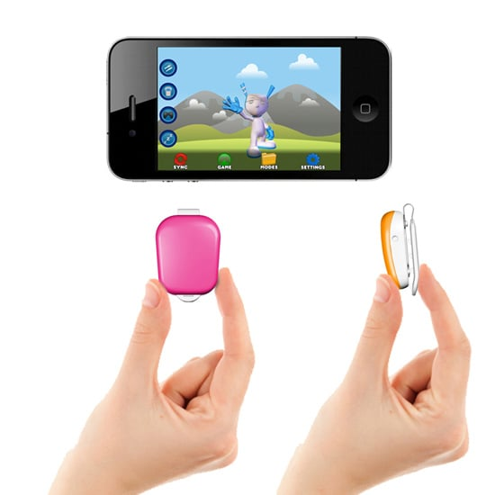iBitz Pedometer and Fitness App For Kids