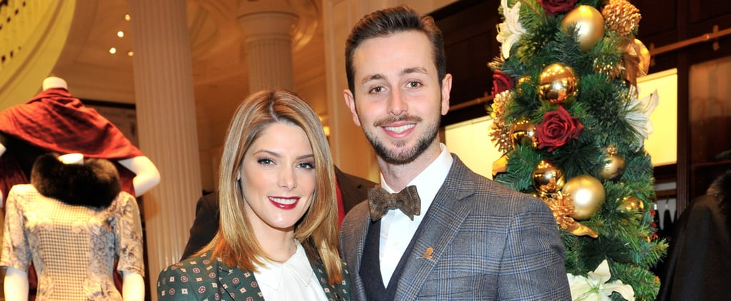 If You Can't Take Your Eyes Off Ashley Greene's Engagement Ring, We Don't Blame You