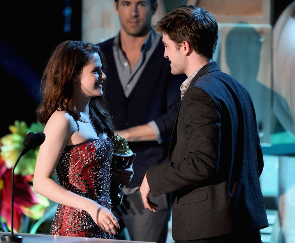 Robert and Kristen's Third Best Kiss, Reese's Good Girl Power Speech, and More Highlights From the MTV Movie Awards!