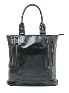 Fab Worthy: Laura Ashley Patent Bag