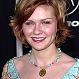 Kirsten's two-toned hair gave her an edgy look at the Independent Spirit Awards in 2001.