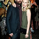 Kate Bosworth and Michael Polish Only Have Eyes For Each Other at Mulberry's LA Bash