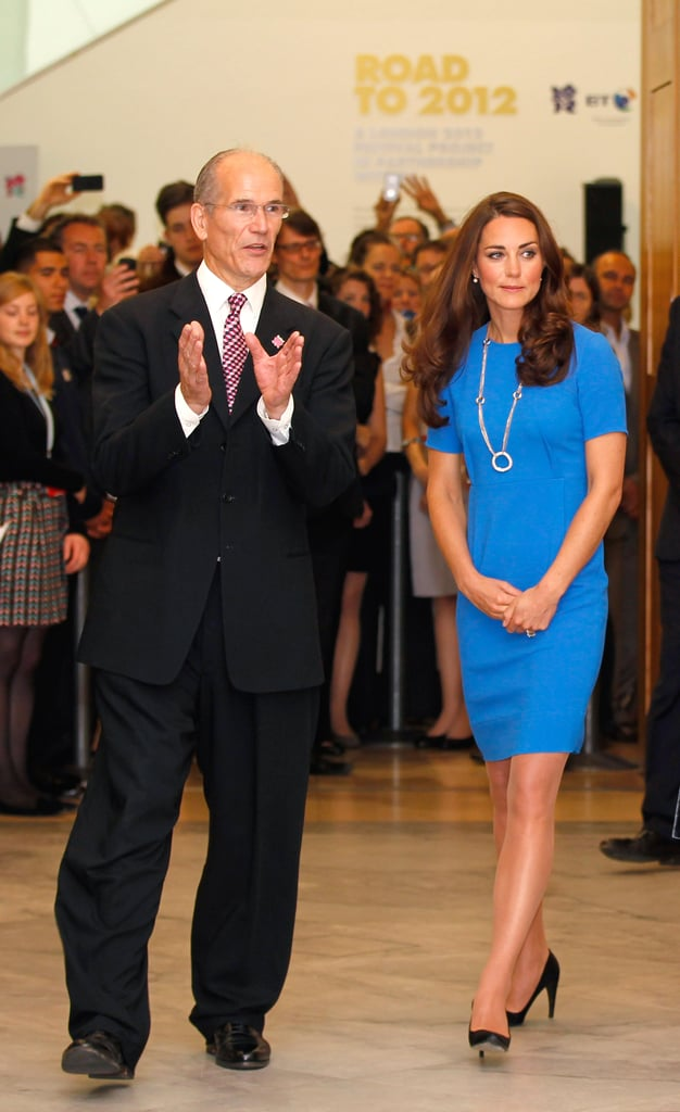 See Kate Middleton's London Look (and $74,000 Bling) From All Angles!