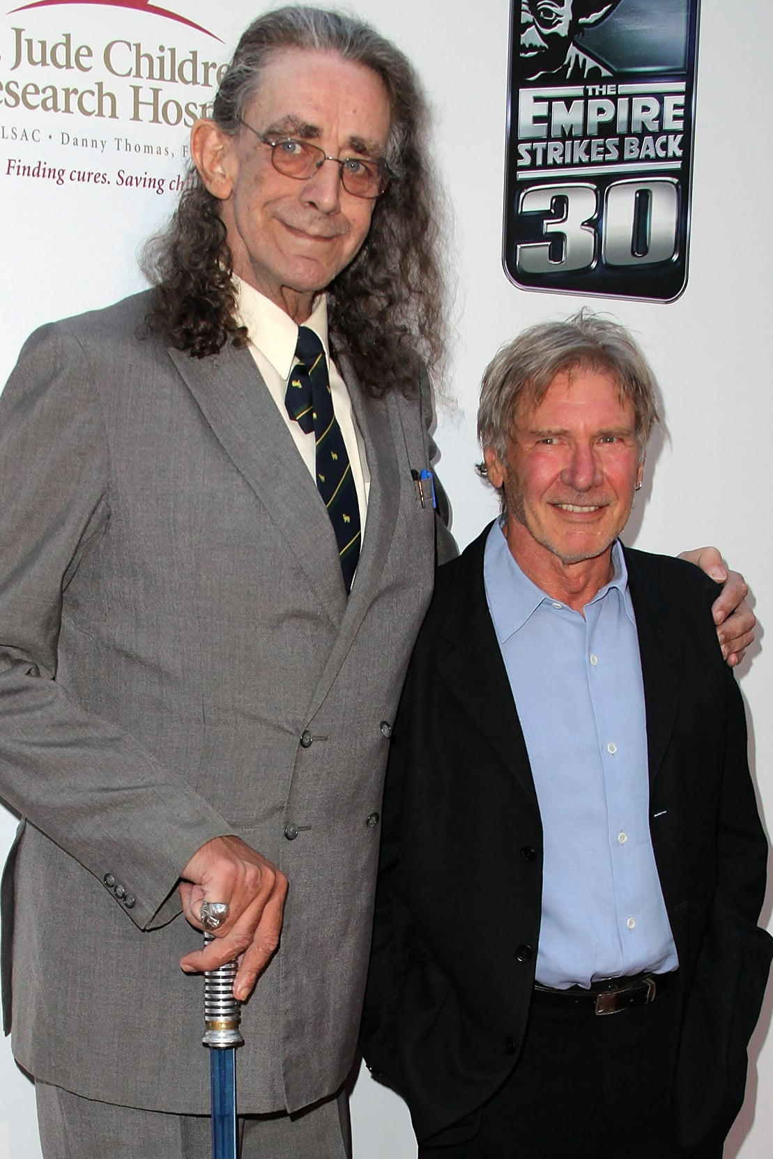 Original Chewbacca Peter Mayhew joined Star Wars: Episode VII, reprising his role from the original franchise.