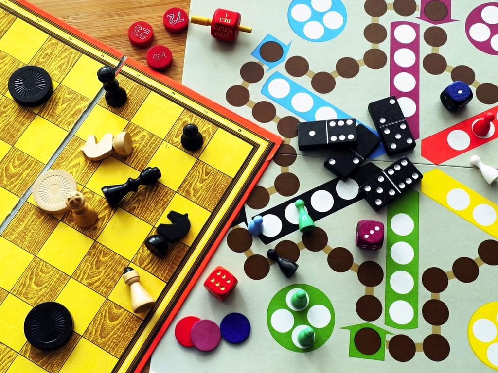 Have a Board Game Marathon