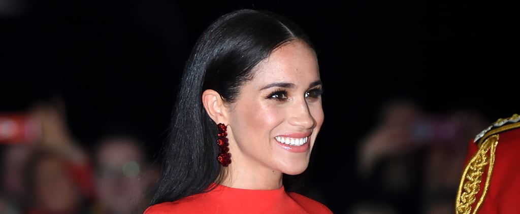 "Meghan Markle's Best Beauty Looks During the ""Farewell Tour"""