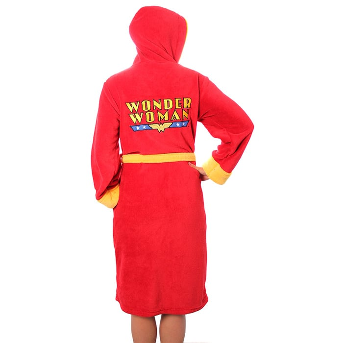 Wonder Woman Robe