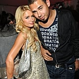 Paris Hilton was rumored to be dating DJ Afrojack while the two worked on her album in 2011. They split the following year.
