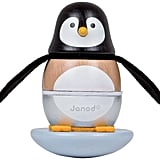 For Infants: Janod Zigolos Pingoo Stacker and Rocker