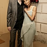 Thandie Newton and Ol Parker in London, 2006