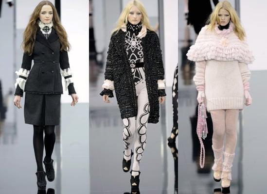Chanel Autumn 2009 at Paris Fashion Week