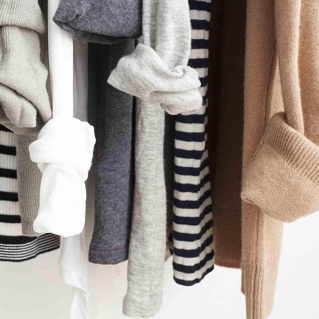 Marie Kondo's Closet Organising Works