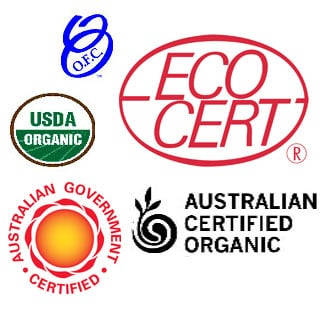The Difference Between Natural, Organic and Certified Organic Beauty Products