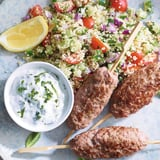 Ramadan Recipes | How to Make Lamb Kofta with Couscous Salad