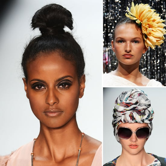 8 Updo Hairstyles For Hot and Humid Summer Nights