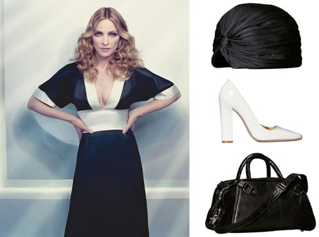 A Sneak Peek at Madonna's New H&M Collection! Part I