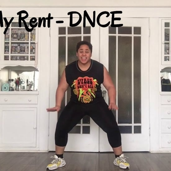 Try This 30-Minute Jonas Brothers Dance and Toning Workout