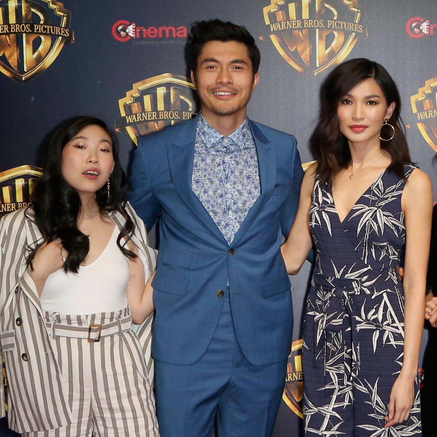 Where To Follow Crazy Rich Asians Cast On Social Media Popsugar Celebrity