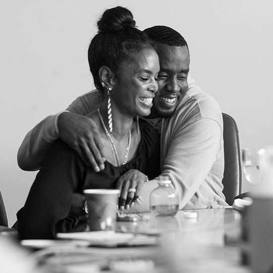 Diddy Remembers Kim Porter 2 Years After Her Death