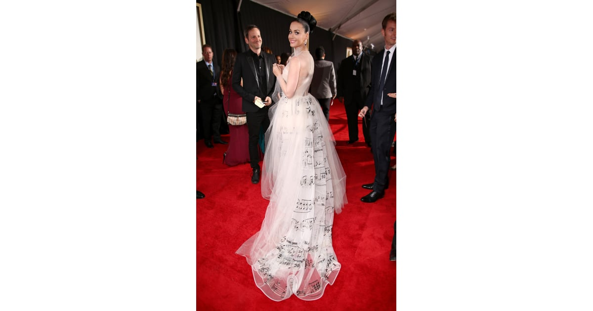 katy perry at the grammys 2014 popsugar celebrity photo 4