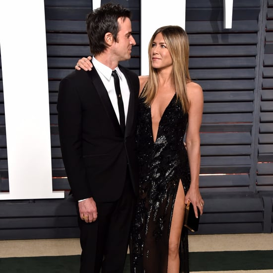 Jennifer Aniston and Justin Theroux 2017 Oscars After-Party