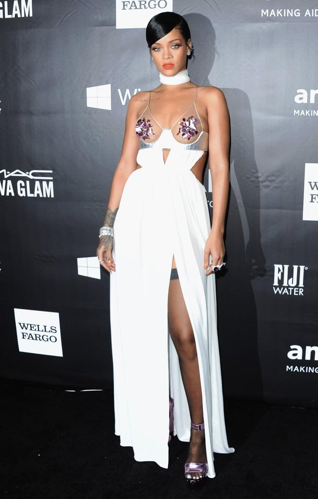 Rihanna\'s Most Memorable Outfits | POPSUGAR Fashion