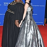 Gabourey Sidibe and Bailee Madison