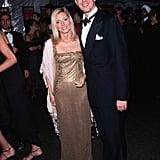 Princess Marie-Chantal of Greece at the 1999 Met Gala