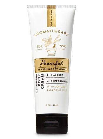 Bath & Body Works Aromatherapy Tea Tree Peppermint Body Cream