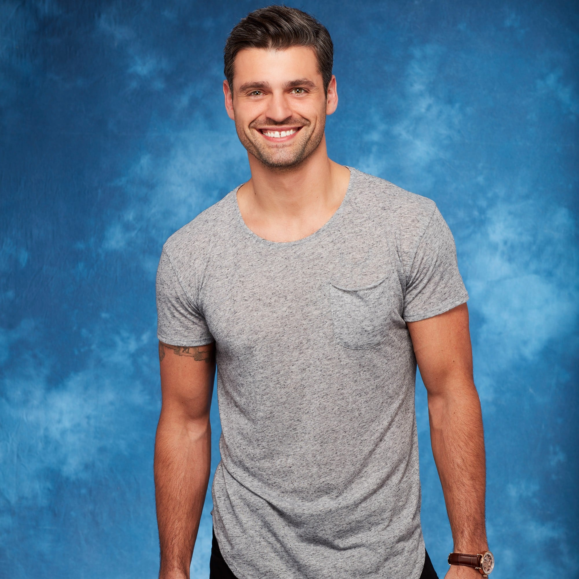 Share This Link Copy Although The Bachelorette Fan Favorite Peter