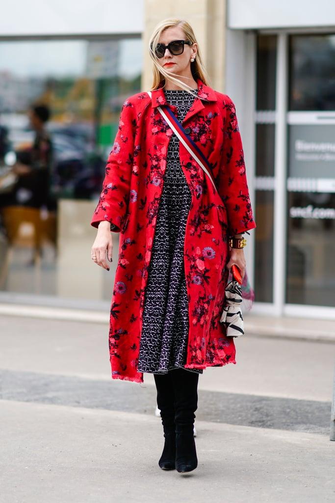 Best Statement Coat Street Style Trend