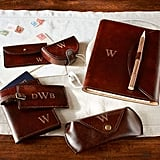 Saddle Leather Travel Collection