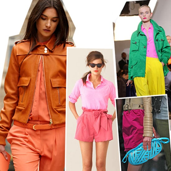 Five Ways on How to Wear Bright Colour Combinations