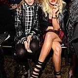 Mia Moretti and Rita Ora