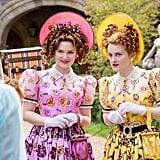 Drisella and Anastasia From Cinderella