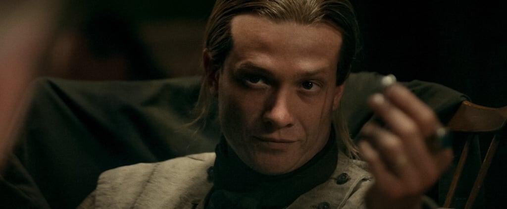Does Stephen Bonnet Survive the Jail Explosion in Outlander?