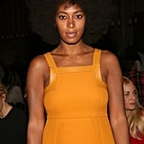 Solange Knowles at Zimmermann Spring 2016
